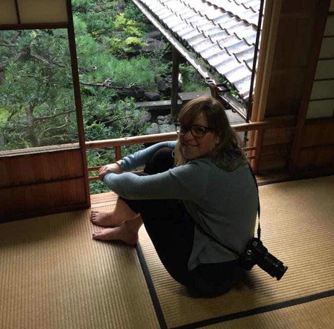 Eva in Japan